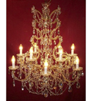 12 Light Hale Chandelier
