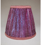 Indian Gauze Lampshade