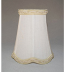 Scalloped Edge Lampshade