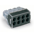 Push Wire 8 Point Connector
